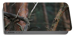 Pine Twigs Portable Battery Charger