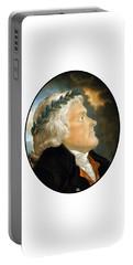 President Thomas Jefferson - Two Portable Battery Charger