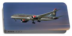 Royal Jordanian Boeing 787-8 Dreamliner Portable Battery Charger