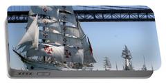 Sailing Ship Portable Battery Charger