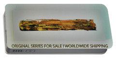 Series Abstract Worlds Only Originals For Sale Worldwide Shipping Portable Battery Charger