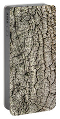 Portable Battery Charger featuring the pyrography  Skin by Yury Bashkin