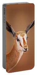 Springbok Portrait Portable Battery Charger
