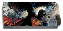 Superman Portable Battery Charger