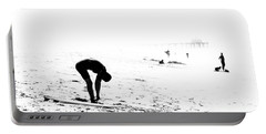 Surfer Portable Battery Charger by Nicholas Burningham