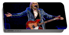 Tom Petty Collection Portable Battery Charger