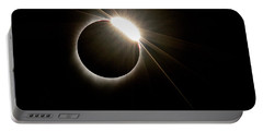Total Solar Eclipse Portable Battery Charger