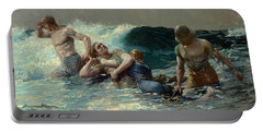 Undertow Portable Battery Charger by Winslow Homer