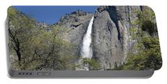 Upper Yosemite Falls Portable Battery Charger