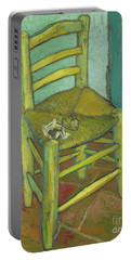 Van Gogh's Chair Portable Battery Charger