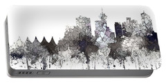 Vancouver B.c. Skyline Portable Battery Charger