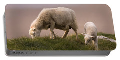 Welsh Lamb Portable Battery Charger