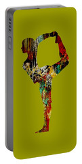 Yoga Collection Portable Battery Charger by Marvin Blaine