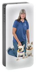 3010.060 Therapet Portable Battery Charger by M K  Miller