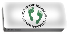 301st Rescue Squadron Portable Battery Charger