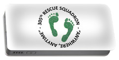 305th Rescue Squadron Portable Battery Charger