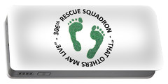 306th Rescue Squadron Portable Battery Charger