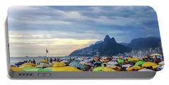 Rio De Janeiro Portable Battery Charger