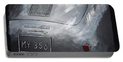 356 Porsche Rear Portable Battery Charger