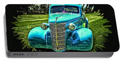 38 Chevy Coupe Portable Battery Charger