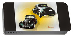 '38 Plymouth Portable Battery Charger