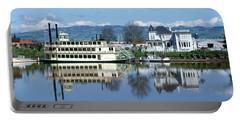 3b6380 Petaluma Queen Riverboat Portable Battery Charger