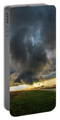 3rd Storm Chase Of 2018 050 Portable Battery Charger