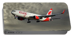 Air Canada Rouge Boeing 767-333 116 Portable Battery Charger