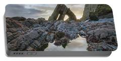 Blackchurch Rock - England Portable Battery Charger