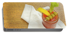 Bloody Mary Portable Battery Charger