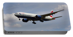 British Airways Boeing 777 Portable Battery Charger