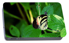 Butterfly No. 4 Portable Battery Charger by Sandy Taylor