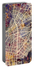 Cali Colombia City Map Portable Battery Charger