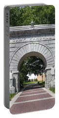 Camp Randall Memorial Arch - Madison Portable Battery Charger