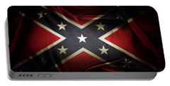 Confederate Flag 11 Portable Battery Charger