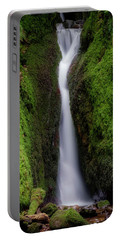 Portable Battery Charger featuring the photograph Dollar Glen In Clackmannanshire by Jeremy Lavender Photography