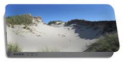 Dunes In The Noordhollandse Duinreservaat Portable Battery Charger