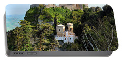 Erice - Sicily Portable Battery Charger