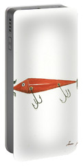 Fishing Lure  Portable Battery Charger
