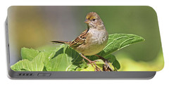 Golden -crowned Sparrow Portable Battery Charger