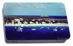 Portable Battery Charger featuring the photograph Grand Turk by Gary Wonning