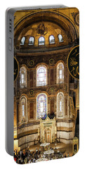 Hagia Sophia Interior Portable Battery Charger