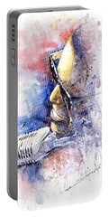 Jazz Ray Charles Portable Battery Charger