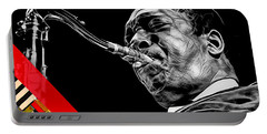John Coltrane Collection Portable Battery Charger