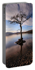 Loch Lomond Tree Portable Battery Charger