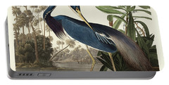 Louisiana Heron Portable Battery Charger