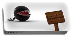 Mario Portable Battery Charger