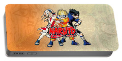 Naruto Portable Battery Charger