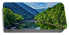New River Gorge National River Portable Battery Charger