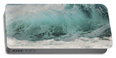 North Shore Wave Portable Battery Charger